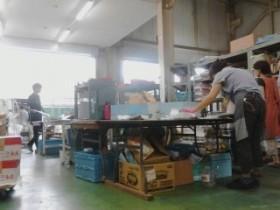 新横浜物流センター 倉庫風景 (フル活用) ②