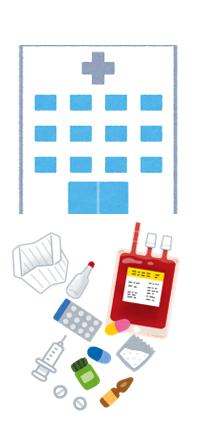 病院や研究所へ治験薬・検体を集配する配送員の声