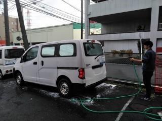 洗車!!!