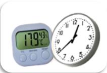 温度管理・時間指定