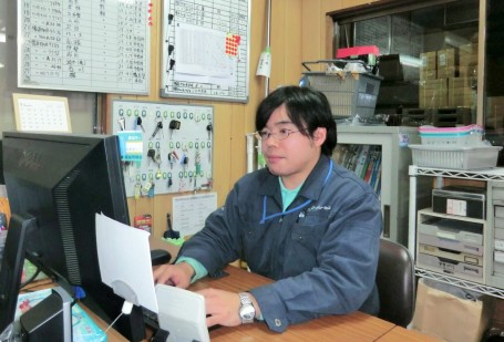 先輩紹介 京浜事務作業