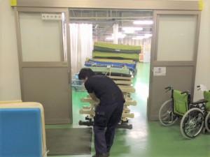 川崎市・横浜市エリアで介護用品の運搬をしております。(大)