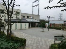 駅の撮影写真です。