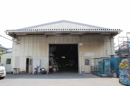川崎区の京浜営業所外観