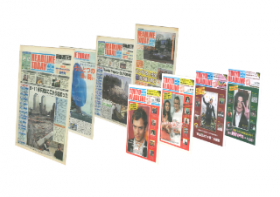 創刊当時の「TOKYOヘッドライン。」