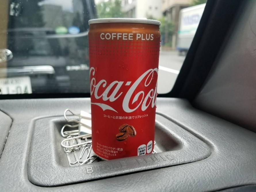 自販機限定のコーラ