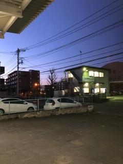 新横浜営業所 夜景